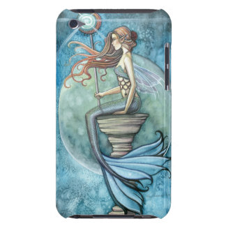 Jade Moon Mermaid iPod Touch Barely There Case Barely There iPod Cases