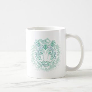 Jade mountain tiger coffee mug