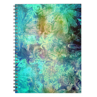 Jade mystery notebook