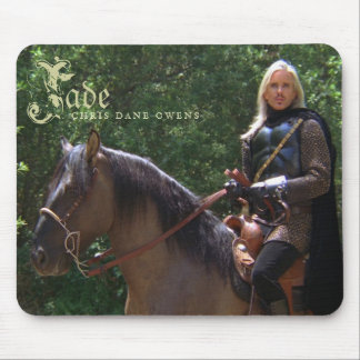 JADE- RIDER -Mouse Pad Mouse Pad