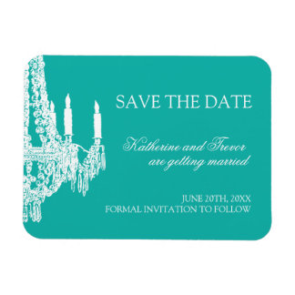 Jade Save the Date Magnets