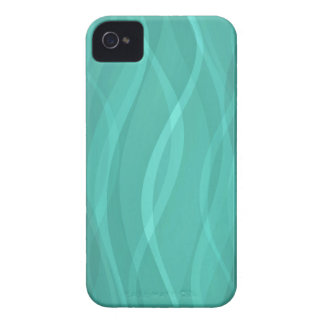 Jade steamy waters abstract iphone4S barely case