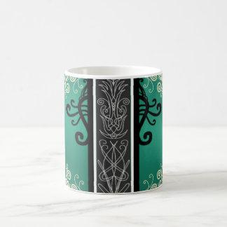 Jade Surf Coffee Mug