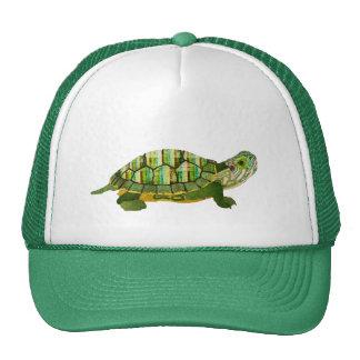 Jade Turtle  Lid Cap