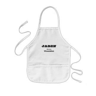 jaden kids apron