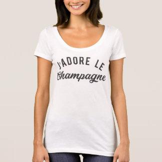 J'ADORE LE CHAMPAGNE T-Shirt