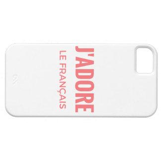 J'adore phone case
