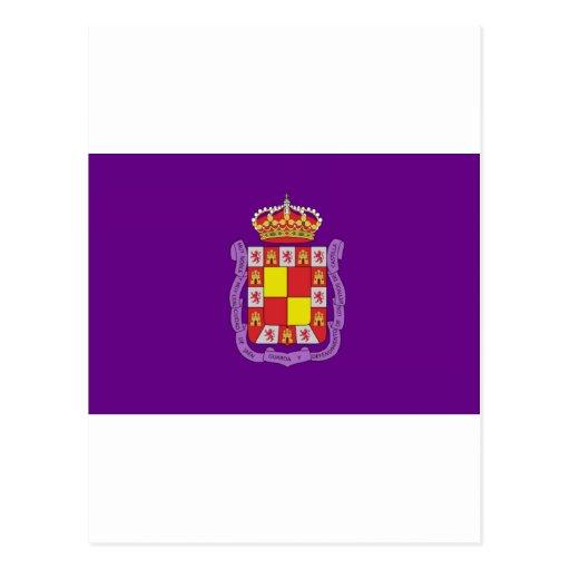 Jaén Flag Post Cards