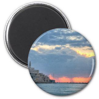 Jaffa at  sunset magnet