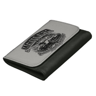 JAGDTIGER Medium Leather Wallet Photo Wallet