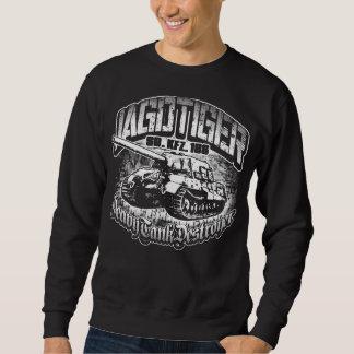 JAGDTIGER Men's Basic Sweatshirt T-Shirt