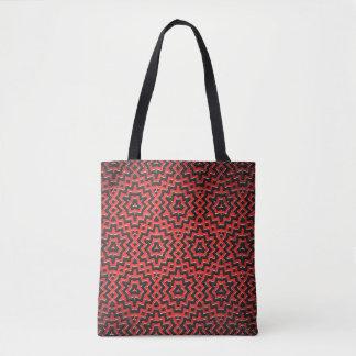 JaggedWeb Tote Bag