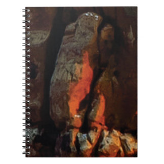 jags in the red rock art notebooks