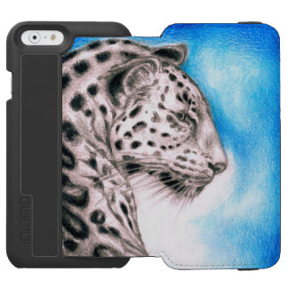 Jaguar Art Incipio Watson™ iPhone 6 Wallet Case