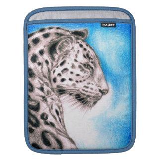 Jaguar Art iPad Sleeve