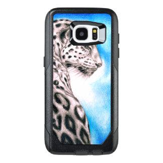 Jaguar Art OtterBox Samsung Galaxy S7 Edge Case