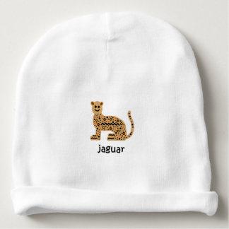 Jaguar Baby Beanie