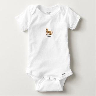 Jaguar Baby Onesie
