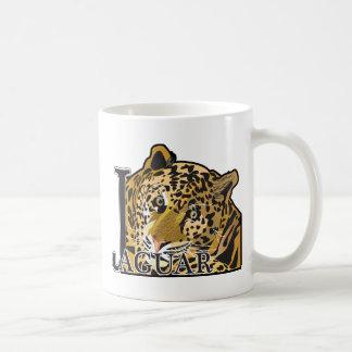 Jaguar Coffee Mug