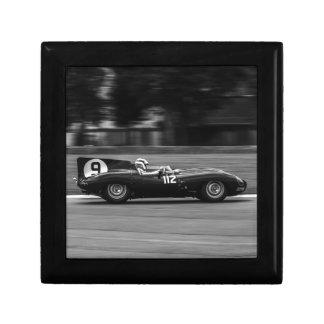Jaguar D Type at Flywheel Festival Gift Box