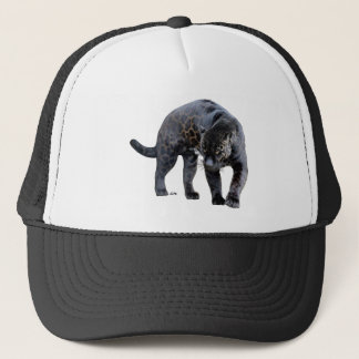 Jaguar Diablo trucker hat