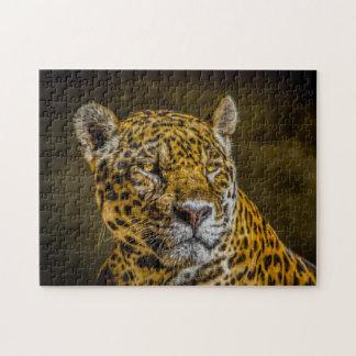 Jaguar Digital Art 03 - Photo Puzzle