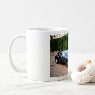 Jaguar E Type Classic Cars Coffee Mug