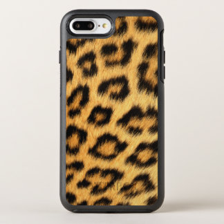 Jaguar Fur OtterBox Symmetry iPhone 8 Plus/7 Plus Case