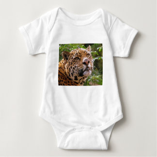 Jaguar Inquisitive Baby Bodysuit