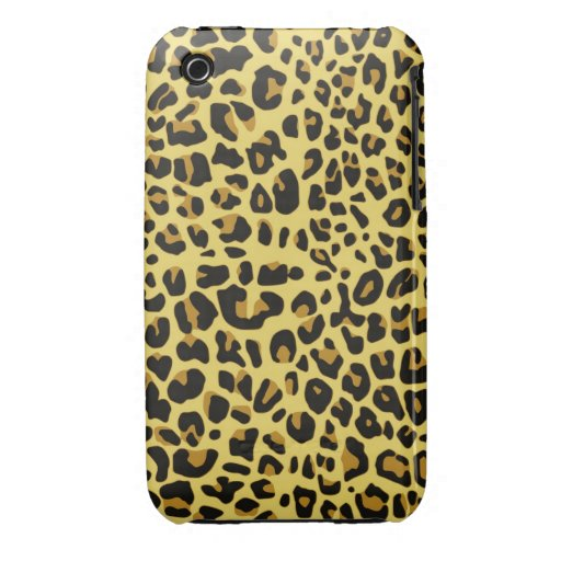 Jaguar iPhone 3G/3GS Case-Mate Barely There™ iPhone 3 Cover