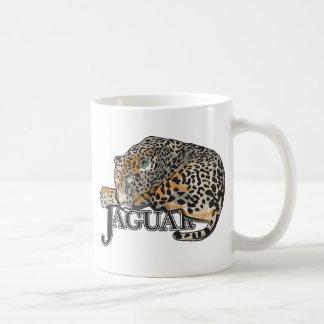 Jaguar Mug