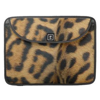 """Jaguar Pattern 15"""" MacBook Sleeve"""