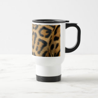 Jaguar Pattern Travel Mug