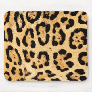 Jaguar Print Mouse Mat
