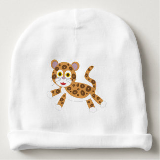 Jaguar- Rainforest Newborn Hat Baby Beanie