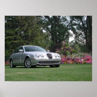 Jaguar S-Type Print