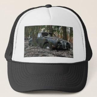 Jaguar S-Type Trucker Hat
