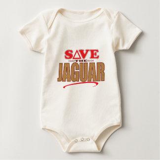 Jaguar Save Baby Bodysuit