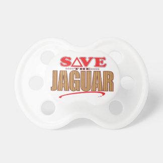Jaguar Save Pacifier