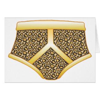 Jaguar Style Pants. Card