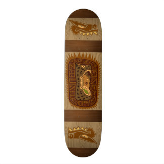 Jaguar Warrior 19.7 Cm Skateboard Deck
