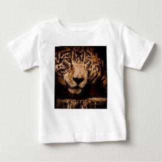 jaguar water stalking eyes baby T-Shirt