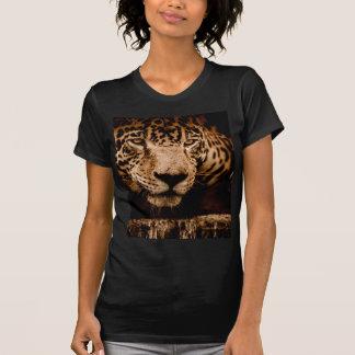 jaguar water stalking eyes T-Shirt