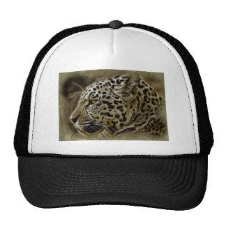 Jaguar Wild Cat Spots African Safari Destiny Hat