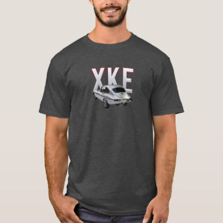 Jaguar XKE Rear View T-Shirt