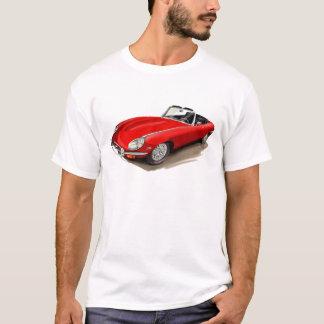 Jaguar XKE Red Car T-Shirt