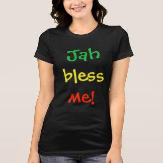 Jah Bless me ladies t-shirt