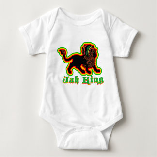 Jah King Baby Bodysuit