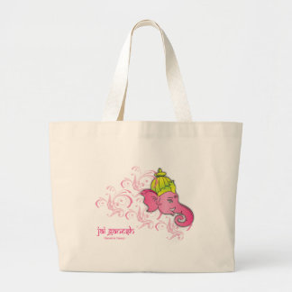 Jai Ganesh Elephant Designs Bags