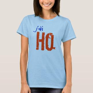jai Ho female womens slumdog t shirt